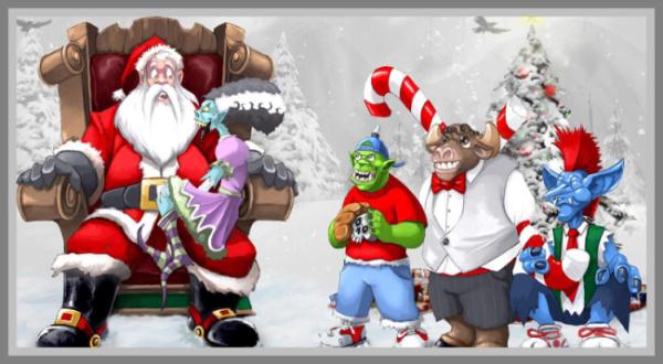 Deffender - Christmas Wish